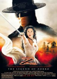 Poster Imagine The legend of Zorro Poza