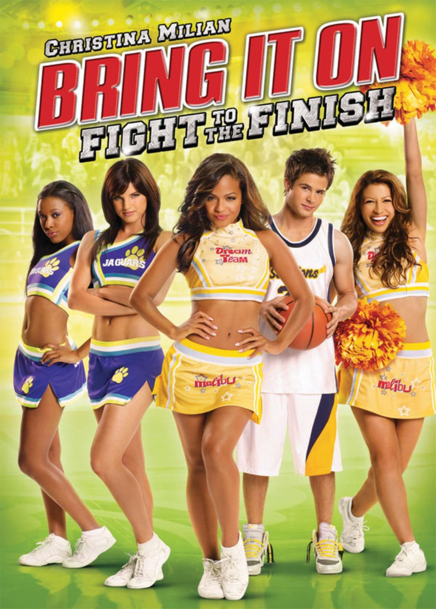 Bring It On: Fight to the Finish (2009) IV