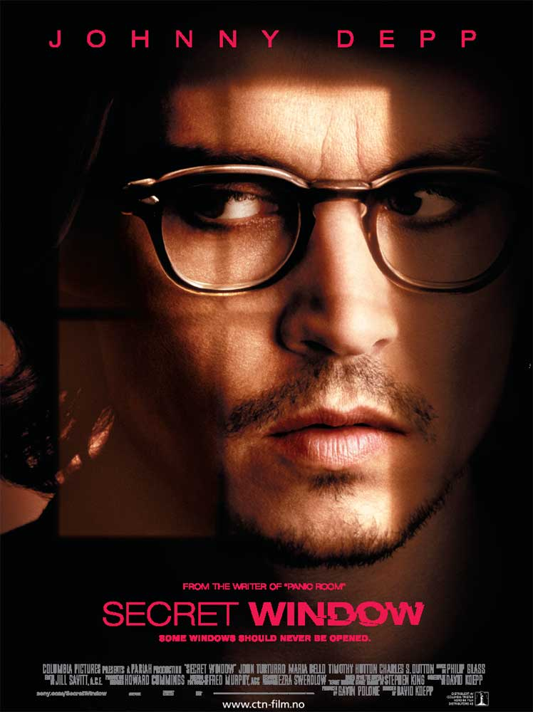 Poster Imagine Secret Window (2004)