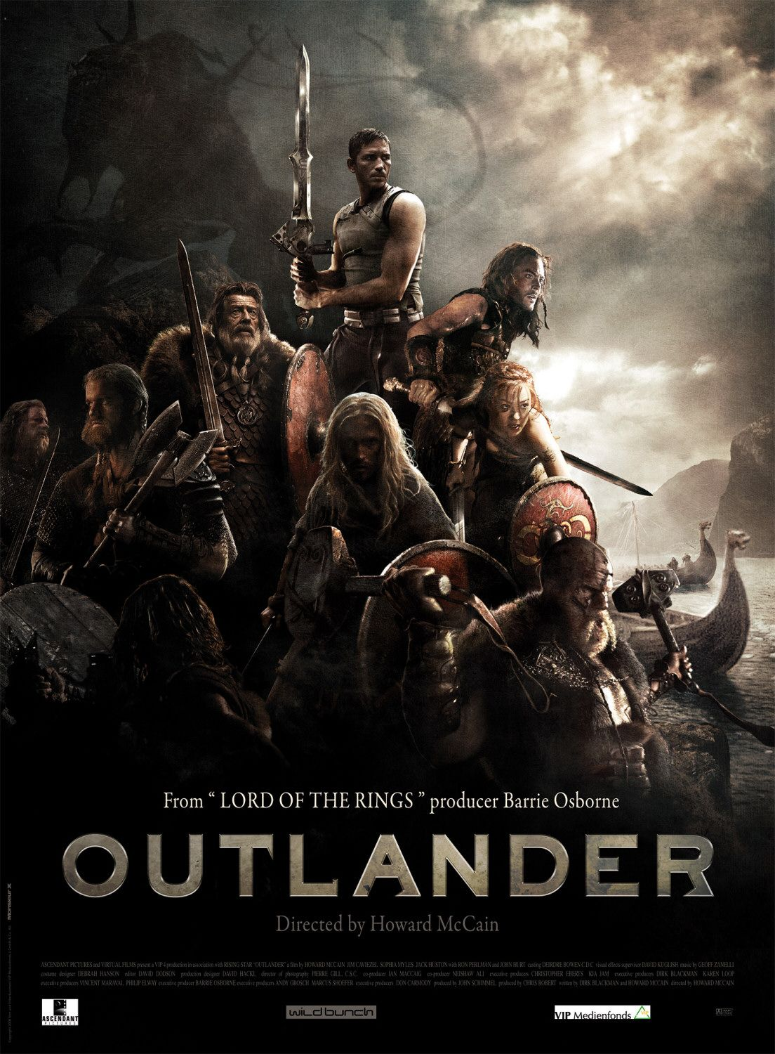 Poster Imagine Outlander 2008