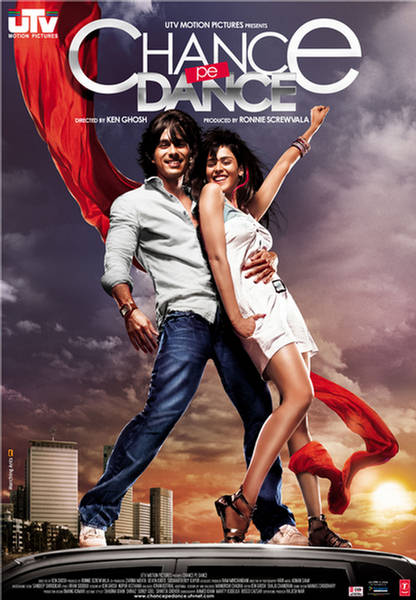 Poster Imagine Chance Pe Dance (2010) Indian Poza