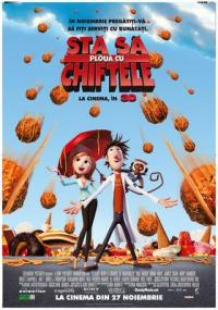 Cloudy with a Chance of Meatballs (2009) [New]
