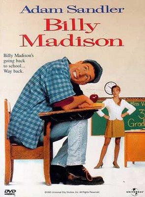 Vizionare online filmul Billy Madison (1995), cu subtitrare în Română şi calitate HD