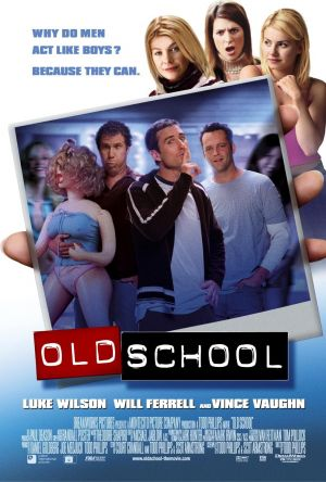 Imagine film online Old School (2003) Vechea gasca