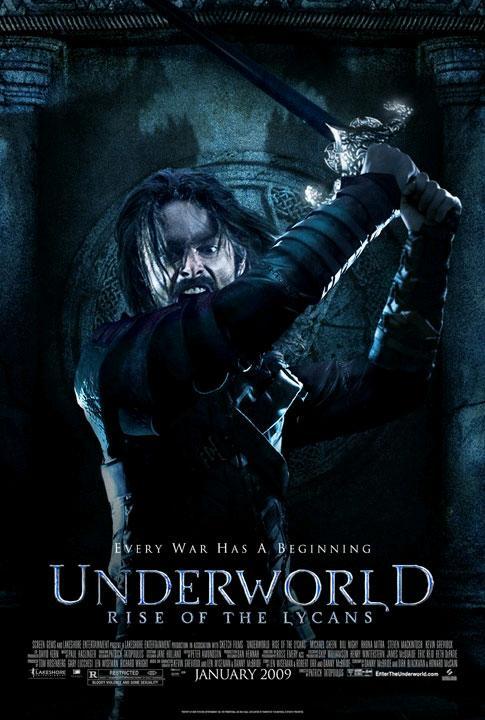 Vizionare online filmul Underworld: Rise of the Lycans - Lumea de dincolo 3 : Revolta Lycanilor (2009), cu subtitrare în Română şi calitate HD