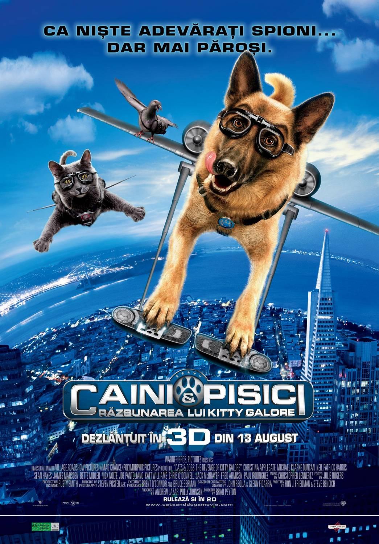 Imagine film online Cats & Dogs: The Revenge of Kitty Galore (2010) - Film Online Subtitrat