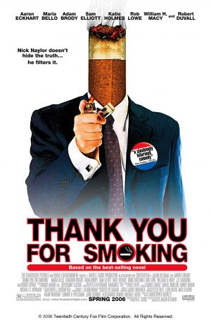 Imagine film online Thank You for Smoking - Multumim ca fumati! (2005)