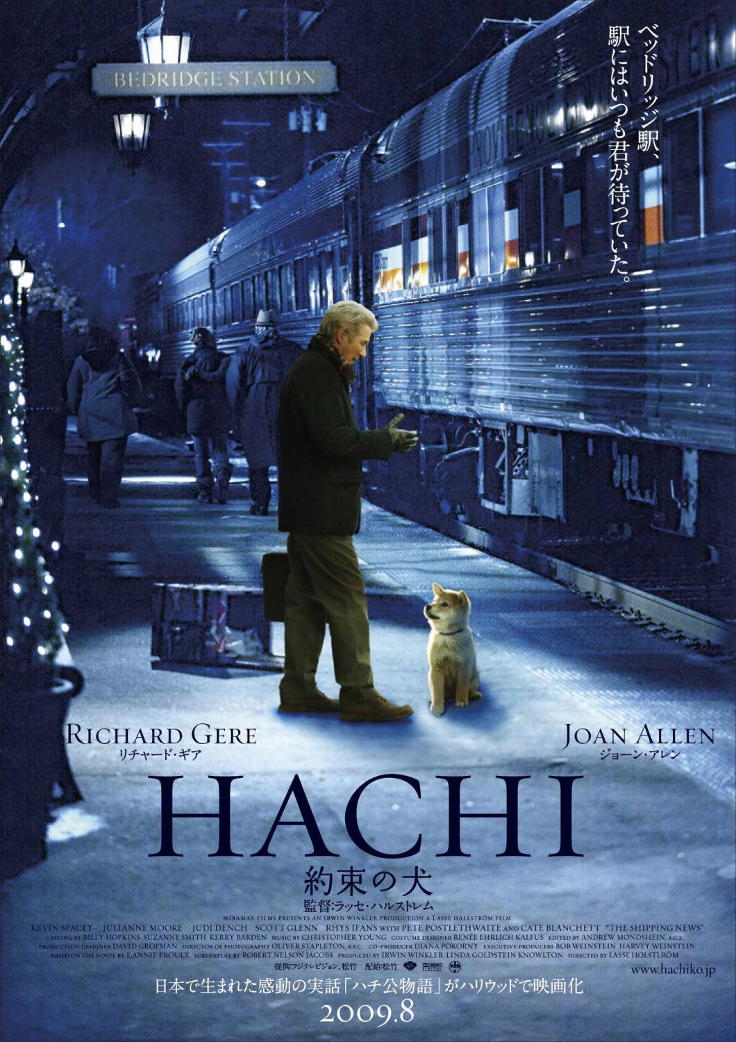 Hachiko A Dogs Story (2009) - Film Online Subtitrat