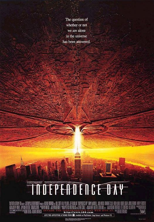 Independence Day (1996) Ziua Independentei