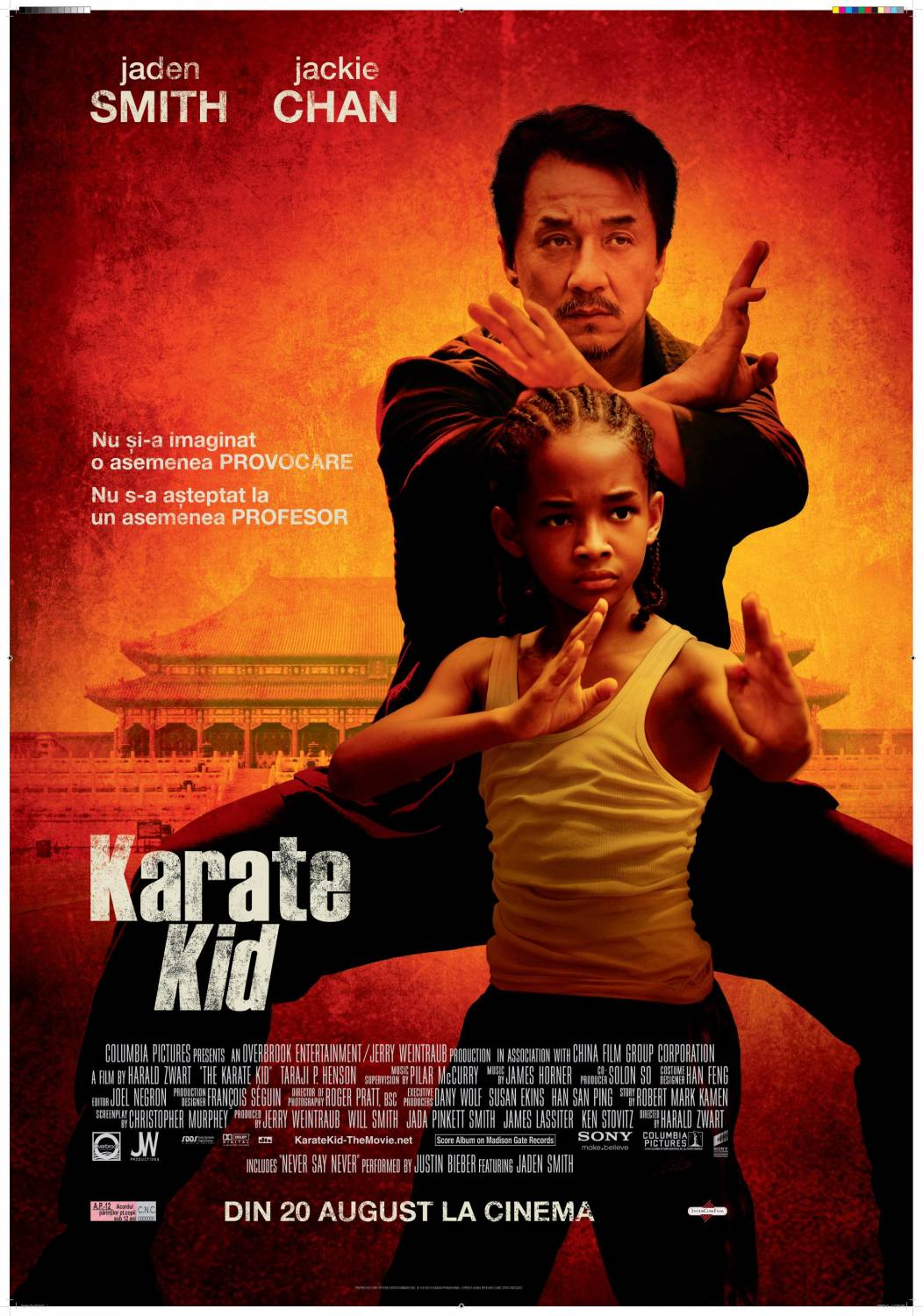 The Karate Kid (2010) - Film Online Subtitrat