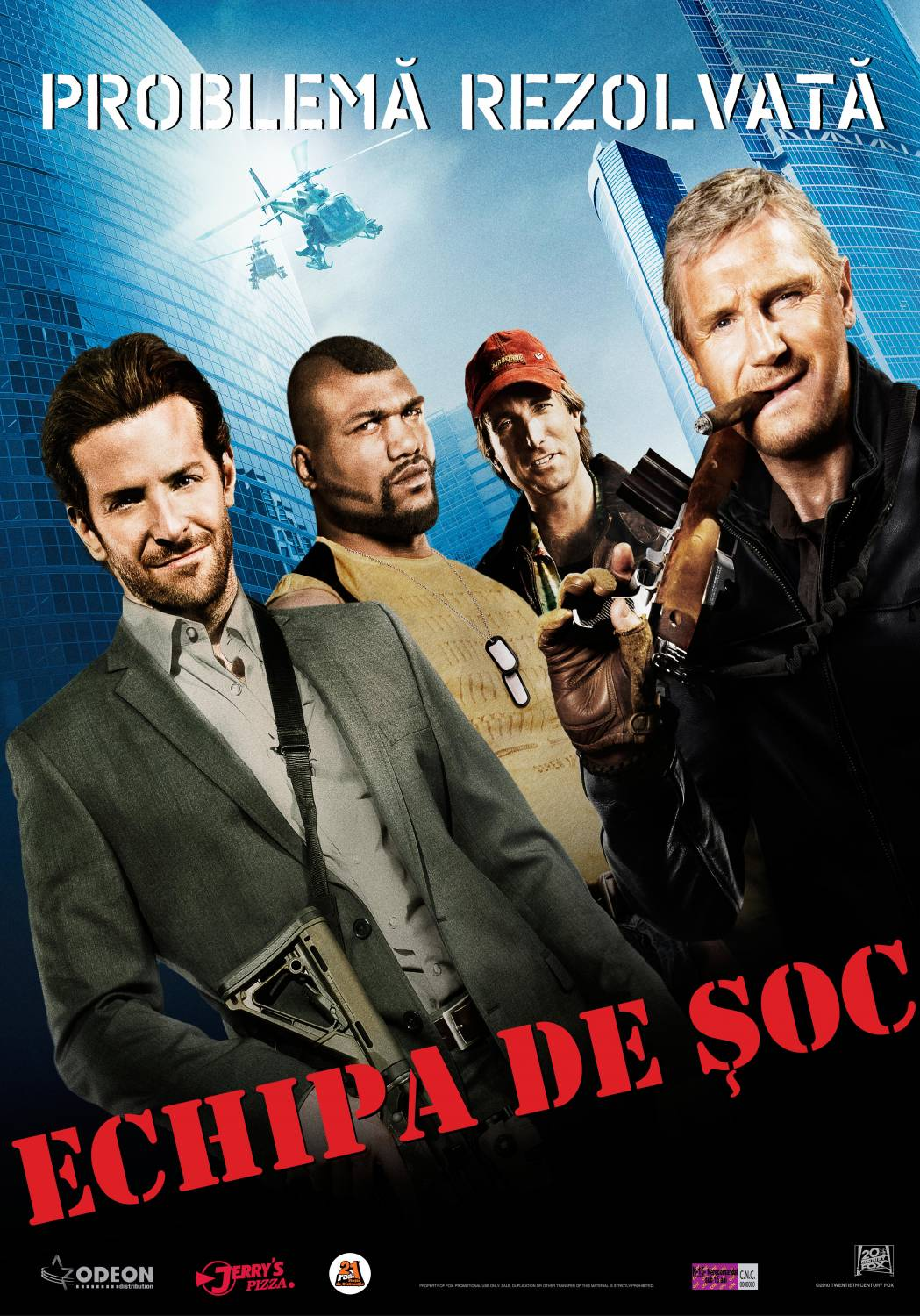 The A-Team (2010) Echipa de şoc - Film Online Subtitrat