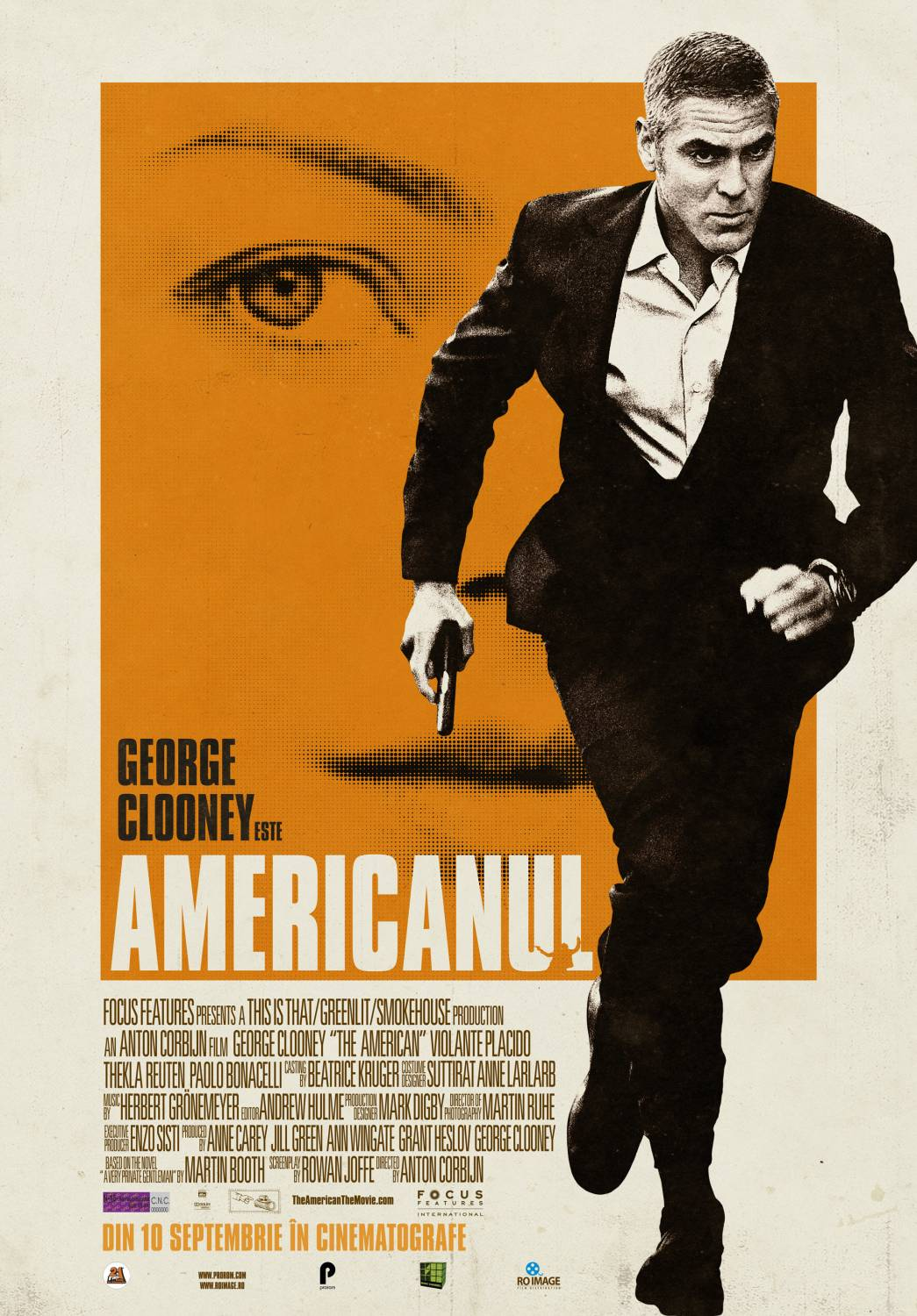 Film online - The American (2010) Americanul