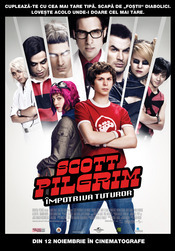 Poster Imagine Scott Pilgrim vs. the World (2010) - Film Online Subtitrat