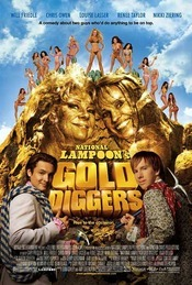 Poster Imagine National Lampoon's Gold Diggers - Cautatorii de aur (2003)