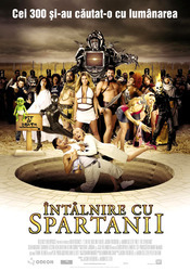 Poster Imagine Meet the Spartans - Intalnire cu spartanii (2008)
