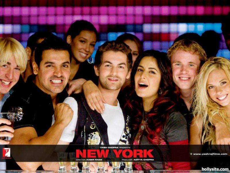 Vizionare online filmul New York(Katrina Kaif), cu subtitrare în Română şi calitate HD