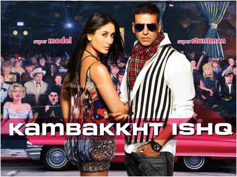 Vizionare online filmul Kambakkht Ishq(O dragoste incredibila), cu subtitrare în Română şi calitate HD