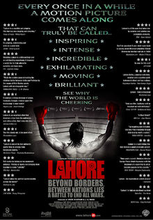 Poster Imagine Lahore (Subtitrat in Romana)