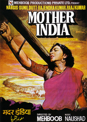 Poster Imagine Mother India – Mama India (1957)
