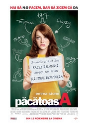 Poster Imagine Easy A - Pacatoasa (2010)
