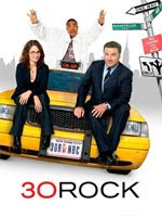 Poster Imagine 30 Rock S1 E11 - The Head And The Hair