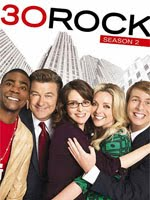 Poster Imagine 30 Rock S2 E9 - Ludachristmas