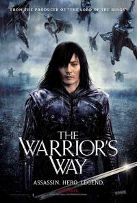 Poster Imagine The Warriors Way (2010)