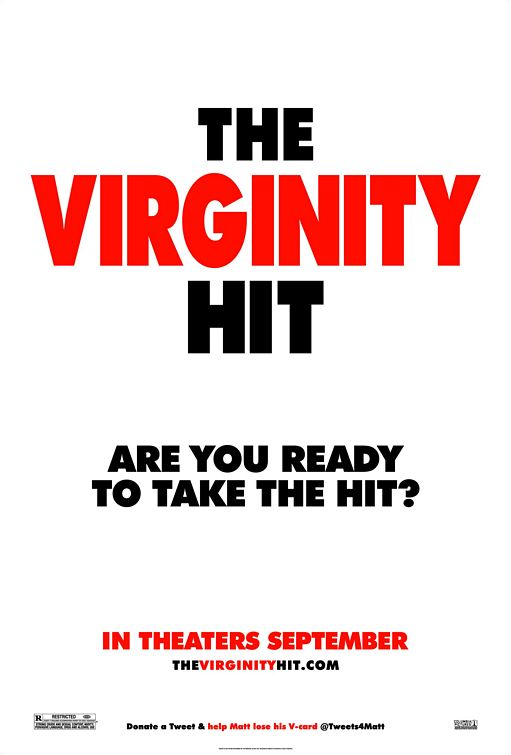 Poster Imagine The Virginity Hit (2010)