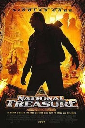 National Treasure - Comoara nationala (2004)