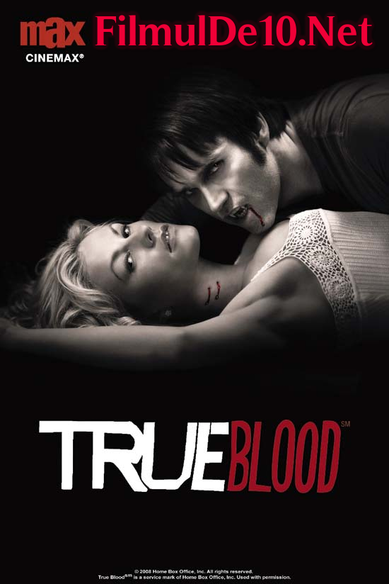 Poster Imagine True Blood - Sezonul 2 Episodul 12 Beyond Here Lies Nothin'
