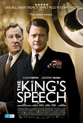 Poster Imagine The King's Speech - Discursul regelui Poza