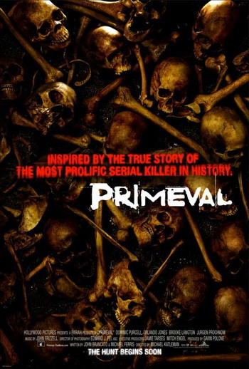 Primeval - Monstrul preistoric (2007) online