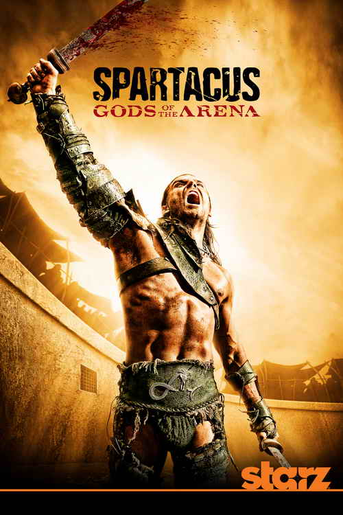 Spartacus: Gods of the Arena 2011 Sezonul 2