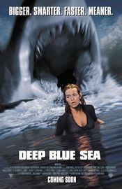 Imagine film online Deep Blue Sea - Rechinii ucigasi (1999)