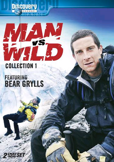 Poster Imagine Man VS. Wild – Bear Grylls – In Transylvania:Romania (2009)