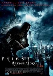 Priest - Priest : Razbunatorul (2011)
