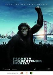 Vizionare online filmul Rise of the Planet of the Apes – Planeta Maimutelor: Invazia (2011), cu subtitrare în Română şi calitate HD