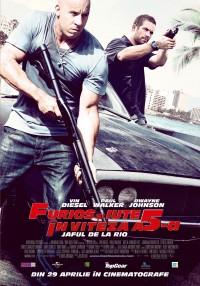 Vizionare online filmul Fast Five – Furios si iute in viteza a 5-a: Jaful de la Rio (2011), cu subtitrare în Română şi calitate HD