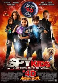 Vizionare online filmul Spy Kids: All the Time in the World in 4D (2011), cu subtitrare în Română şi calitate HD