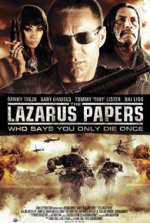 Vizionare online filmul The Lazarus Papers (2010), cu subtitrare în Română şi calitate HD