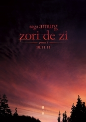 Poster Imagine The Twilight Saga: Breaking Dawn Part 1 - Saga Amurg: Zori de Zi Partea 1(2011)