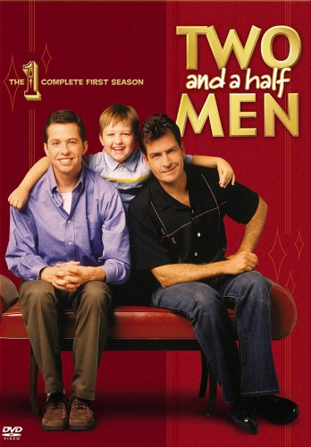 Poster Imagine Two and a Half Men Sezonul 1 Episodul 3 Go East on Sunset Until You Reach the Gates of Hell