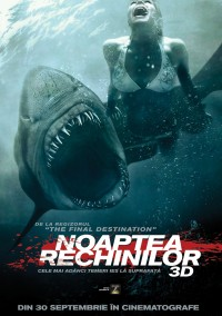 Poster Imagine Shark Night 3D - Noaptea rechinilor 3D Poza