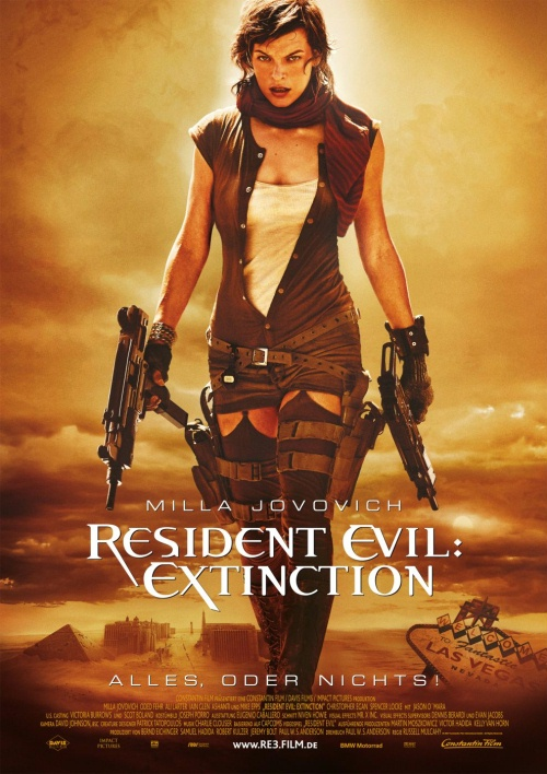 Resident Evil: Extinction (2007) online