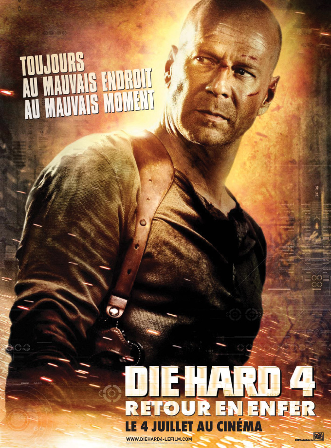 Live Free or Die Hard 4 (2007)