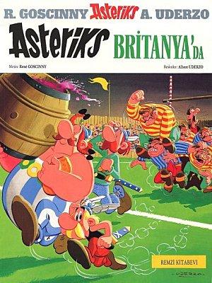 Asterix, Obelix si bretonii 1986