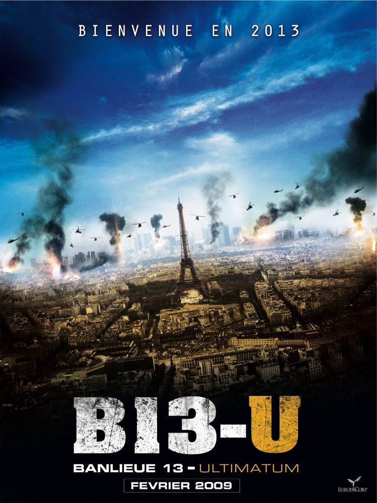 Banlieue 13 – Ultimatum (2009) Suburbia 13 - Ultimatum