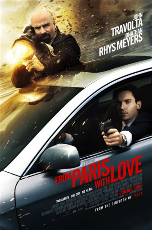 From Paris with Love [ 2010 ]