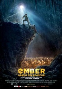 Poster Imagine City of Ember - Ember - Orasul din adancuri