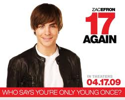Poster Imagine 17 Again (2009) Poza